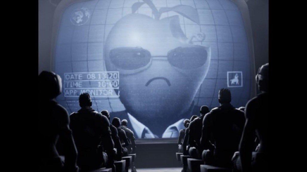 XkRQyTx - フォートナイトさん、Appleに喧嘩を売ったらストアから消されてしまう