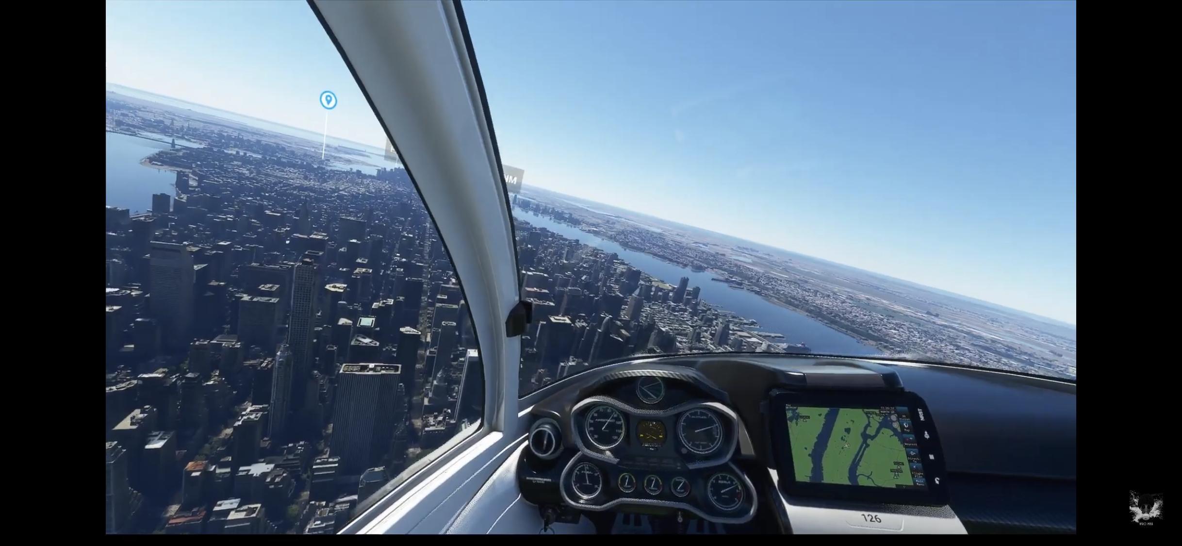 a0OdCQ8 - 神ゲー『Microsoft Flight Simulator』の地上グラフィックがマジでショボすぎる