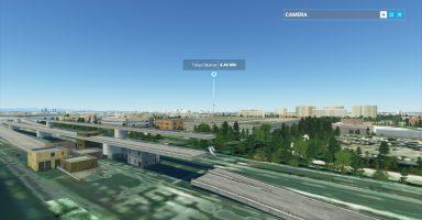 u4fdWg1 384x200 - 神ゲー『Microsoft Flight Simulator』の地上グラフィックがマジでショボすぎる