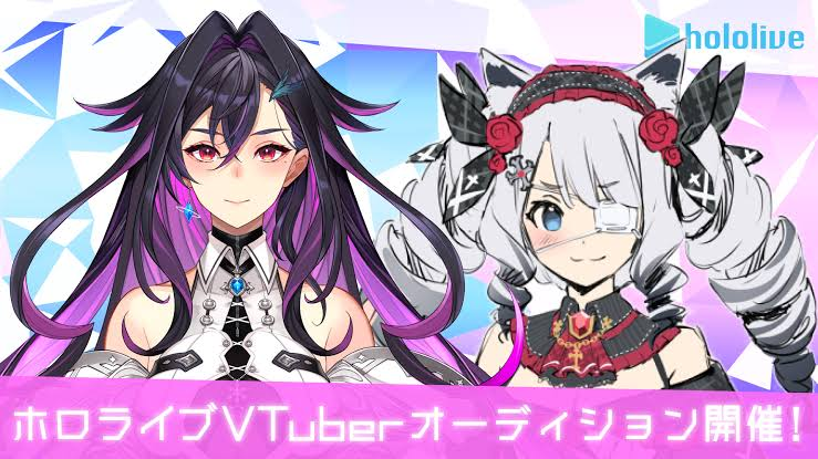 uKNixnu - 【朗報】最大手vtuberグループホロライブの5期生、ついにデビューへ