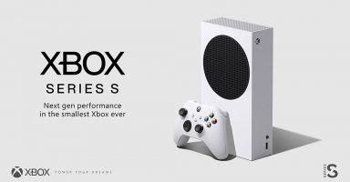 2 7 384x200 - Microsoftが新型ゲーム機「Xbox Series S」を発表。歴代Xbox最小のボディで価格は299ドル