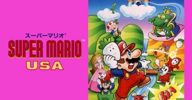 200924 MarioUSA 01 384x200 - 仮面のトラウマ再び…35年の歴史で異色すぎるタイトル『マリオUSA』とは?