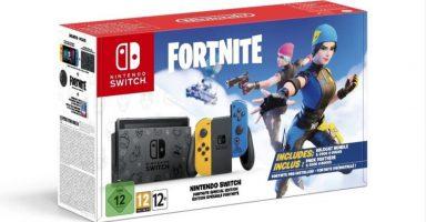 20200914 fortniteswitch 950x532 1 384x200 - 任天堂、Nitendo Switchに中国テンセントの人気無料ゲーム「フォートナイト」を同梱 ※米国のぞく