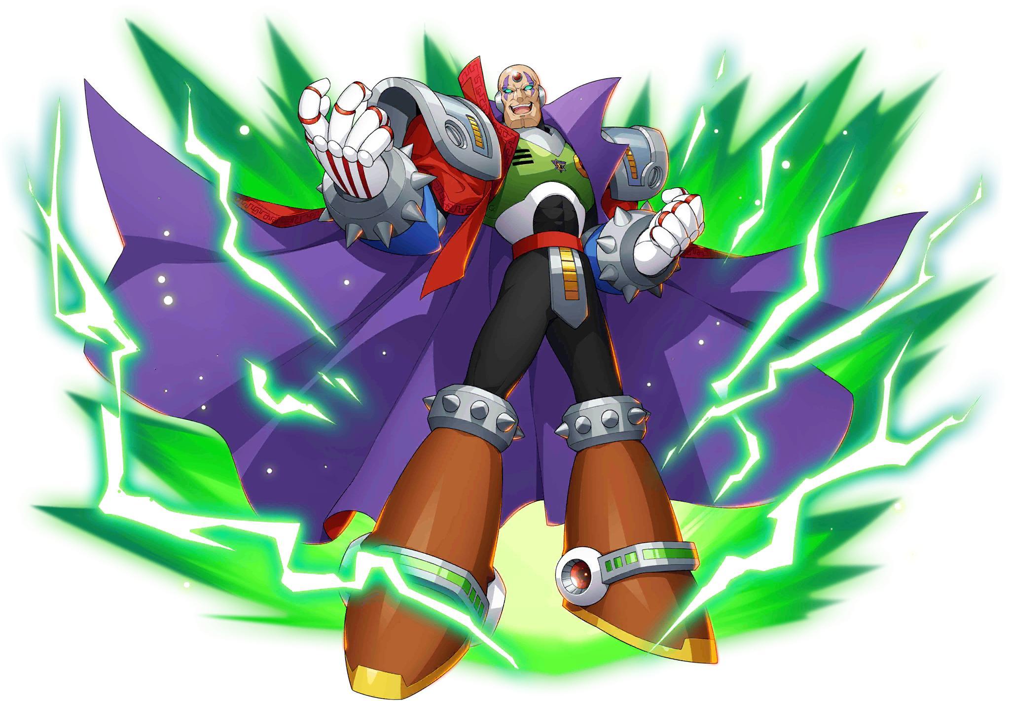 25DQdUx - 『ロックマンX』シリーズ最新アプリ『ロックマンX DiVE』が2020年秋に配信決定!