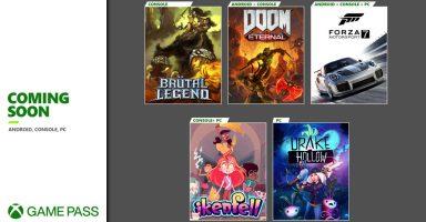 4 38 384x200 - 【朗報】XboxゲームパスにDoom Eternal、Forza7等が緊急追加