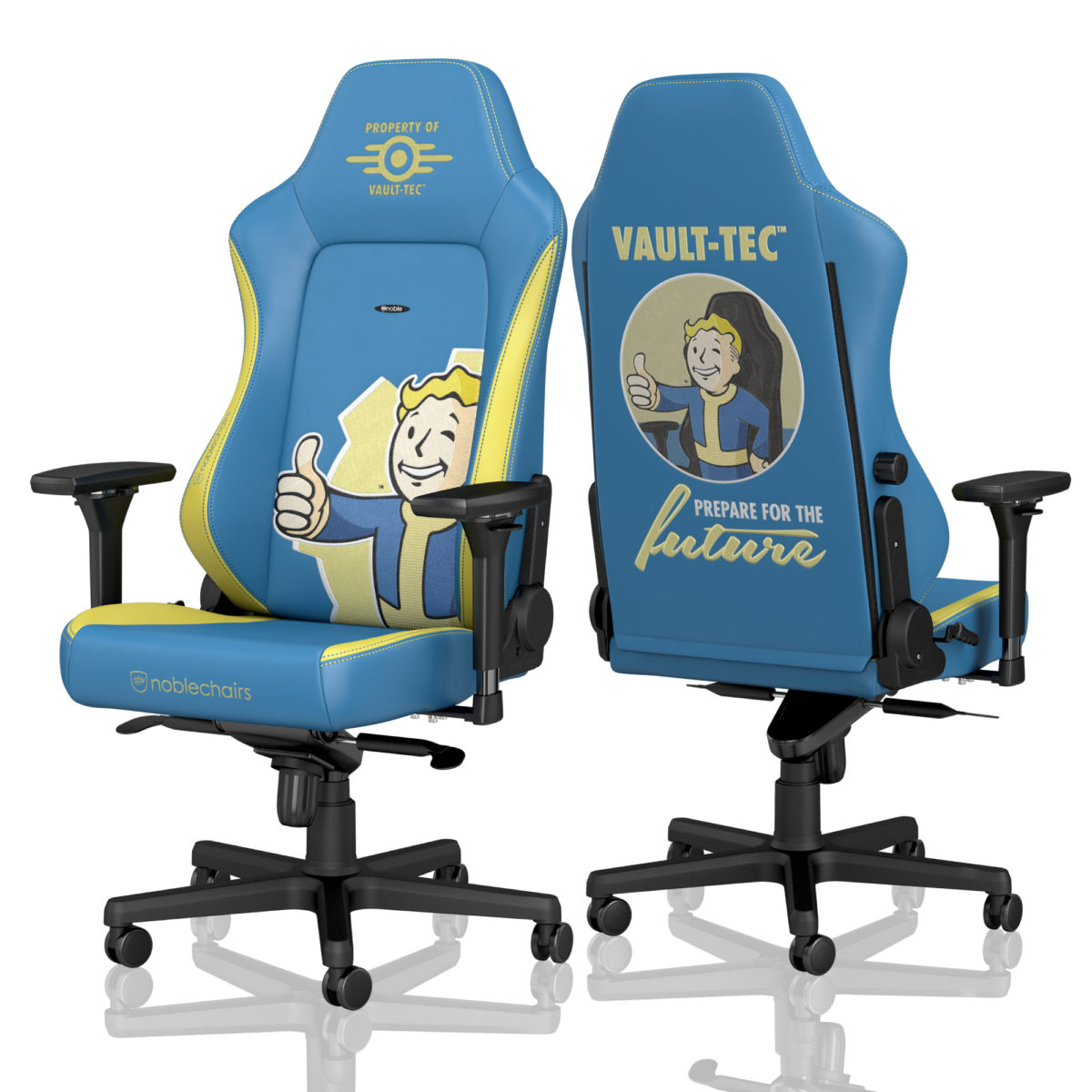 4 9 - 『Fallout』のゲーミングチェアが本日より発売