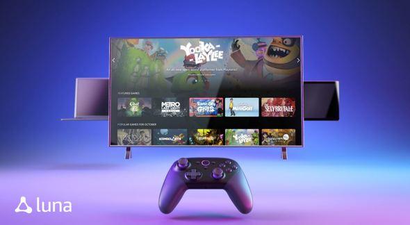 6 22 - Amazon、クラウドゲーム「Luna」を10月スタート、月6ドル、PC、Mac、iOS、Fire TVサポート
