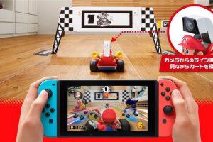 7 5 300x200 - Nintendo Switch「マリオカート ライブ ホームサーキット」10月発売 おもちゃと連動したARゲームに