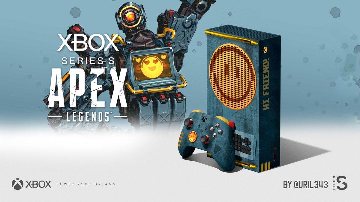 Ehmc9IYWkAArefH - 【ルックス対決】XBOXとPS5、どっちのデザインが好き?どっちを家に置きたい?