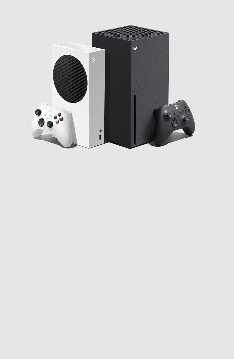 gsUmcvt - 【ルックス対決】XBOXとPS5、どっちのデザインが好き?どっちを家に置きたい?
