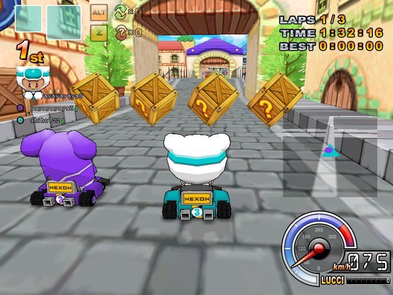 kart - 任天堂のマリオカートに類似したゲーム ネクソンのカートライダーが訴訟されない意外な理由