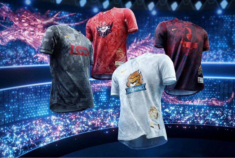 league of legends x nike 0001 Ebene 3 1170x789 1 - 【悲報】Nikeさん、eスポーツ専用のスニーカーを発売してしまうw