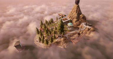 y 5f62f114abb3d 384x200 - 伝説の激ムズアドベンチャーゲーム「MYST」、Oculus Quest用VRゲームとして年内に発売