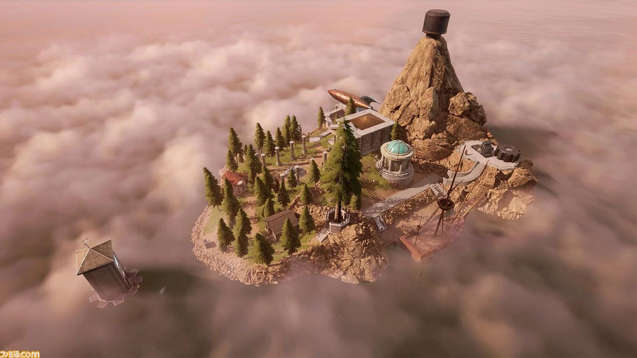 y 5f62f114abb3d - 伝説の激ムズアドベンチャーゲーム「MYST」、Oculus Quest用VRゲームとして年内に発売