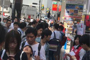 10 9 300x200 - 【悲報】ココリコ田中、Switchの行列に並んでいるところを盗撮される
