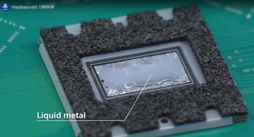 2 18 - PS5の液体金属は基盤に漏れた場合、ショートすることが判明