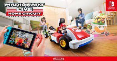 4 8 384x200 - 【朗報】『マリオカート ライブ ホームサーキット』公式サイトオープン とんでもないゲームの模様