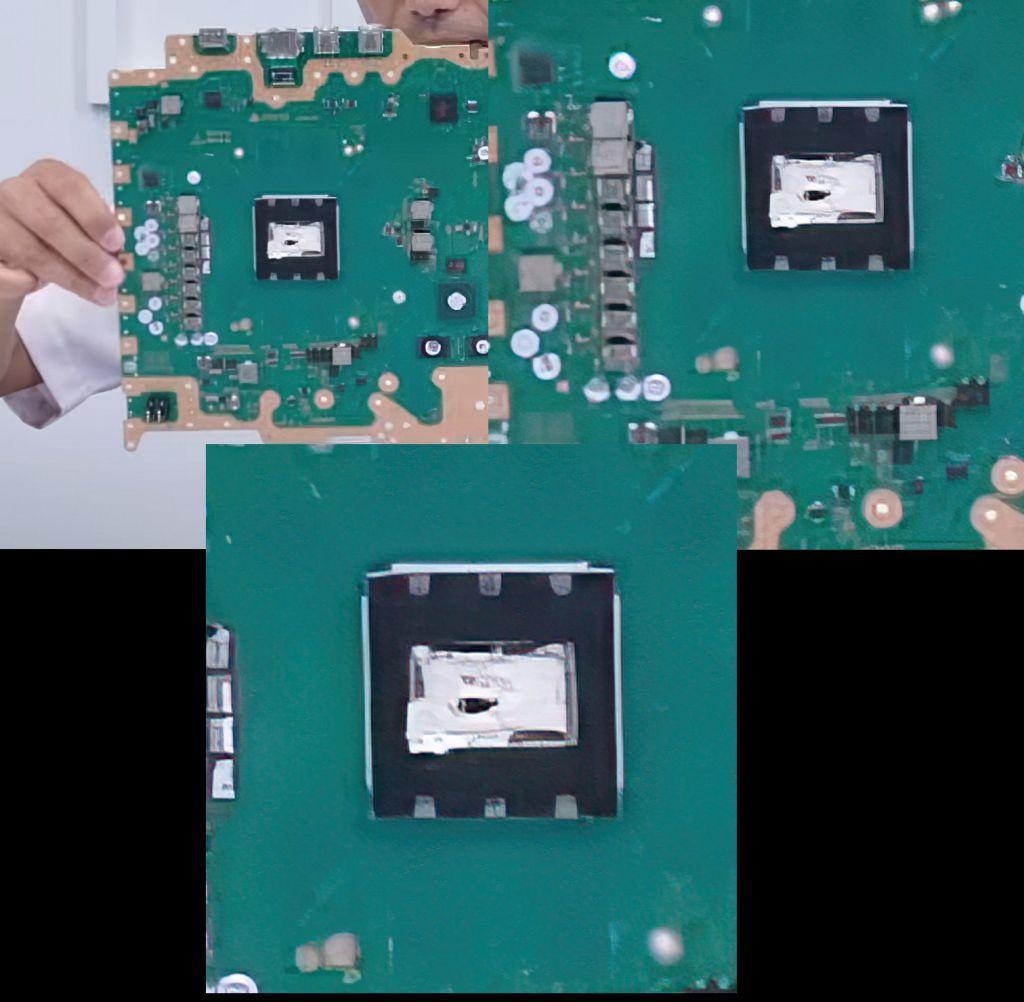 BwXEKqI - PS5の液体金属は基盤に漏れた場合、ショートすることが判明