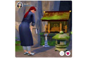 OQiJX6l 300x200 - 【悲報】ゲーム「The Sims 4」が韓国人の抗議により、祠におじきをしないように修正へ