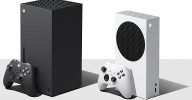 xbox 384x200 - 【衝撃】Xbox公式Twitterが「ゲームハード戦争やめよう!愛し合おうよ」と発言 / PS5と任天堂の反応は