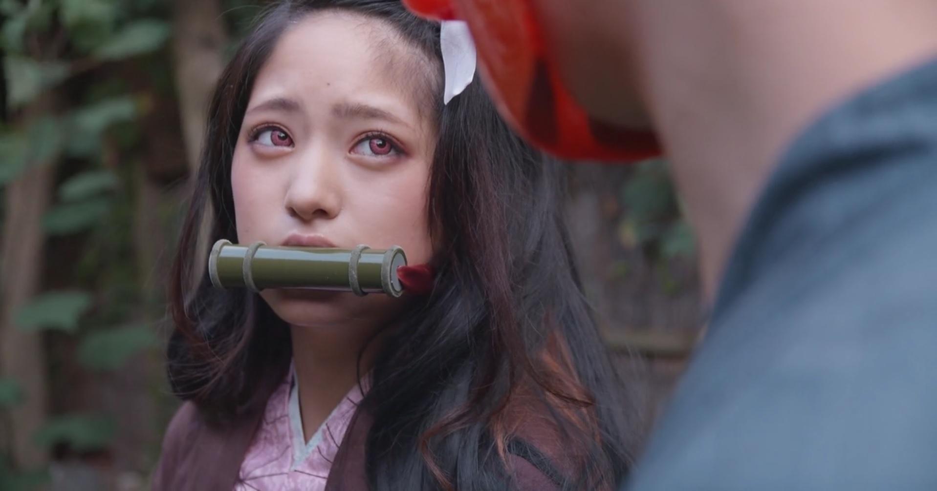 yn9uudp - 鬼滅の刃、実写化で禰豆子(ねずこ)を演じてほしい女優は? 1位はあの美少女!